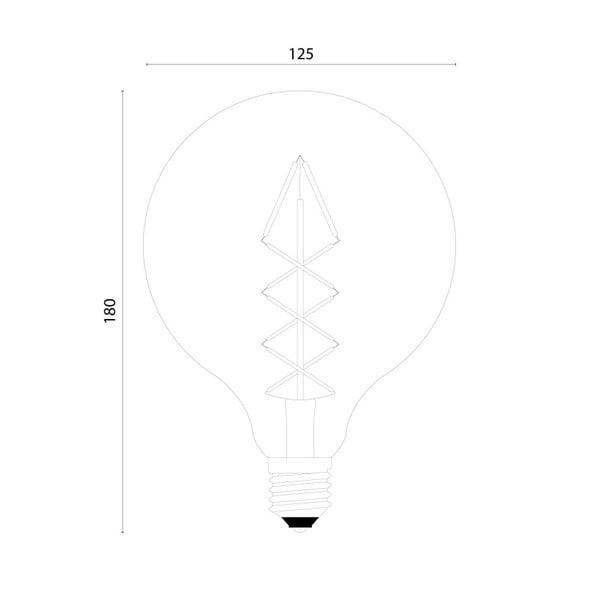 LED žárovka Bulb Attack BUBBLE, E27 6,5W