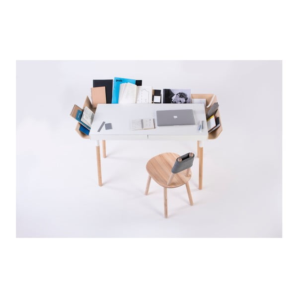 Psací stůl se 2 šuplíky EMKO My Writing