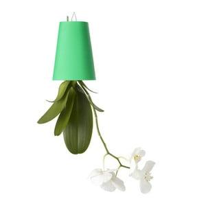Outdoor létající květináč Sky Planter, malý zelený