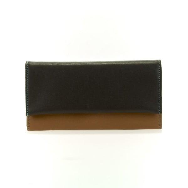 Peněženka a pouzdro na kreditní karty Matinee Brown/Blue