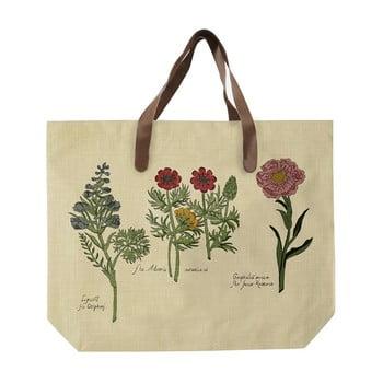 Sacoșă din pânză cu model floral Surdic Flowers imagine