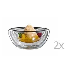 Skleněné talíře amisky