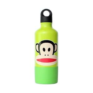 Zelená lahev s hrnkem LEGO® Paul Frank