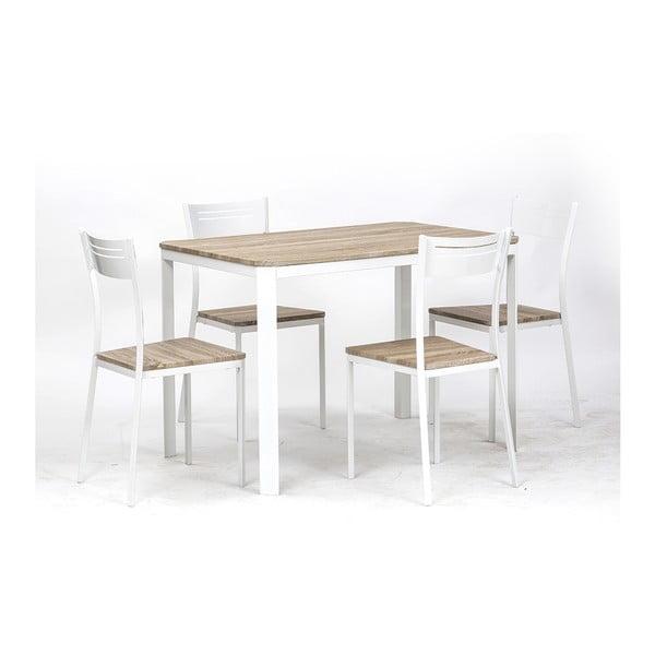 Jídelní stůl a 4 židle Dress