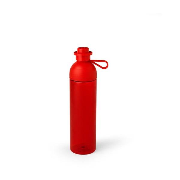 Sticlă LEGO®, 740 ml, roșu