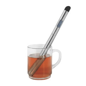Sítko na čaj 3v1 (minutka, lžíce, sítko)