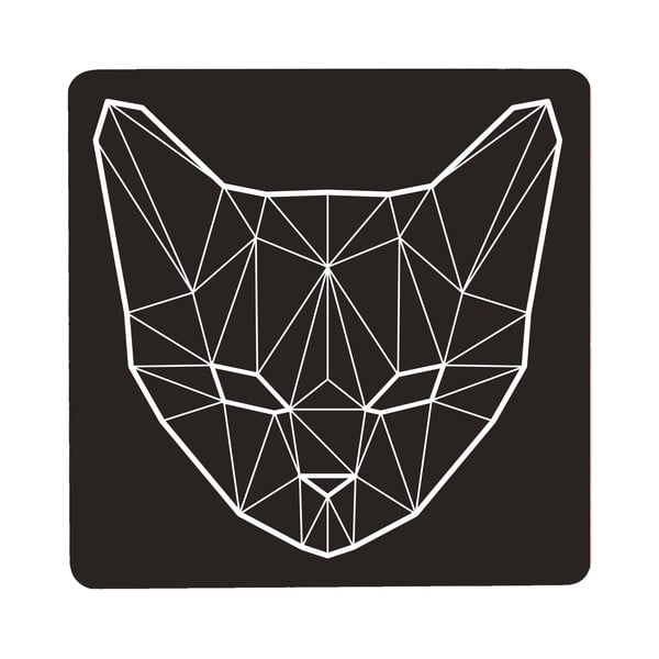 Stolek Geometric Cat