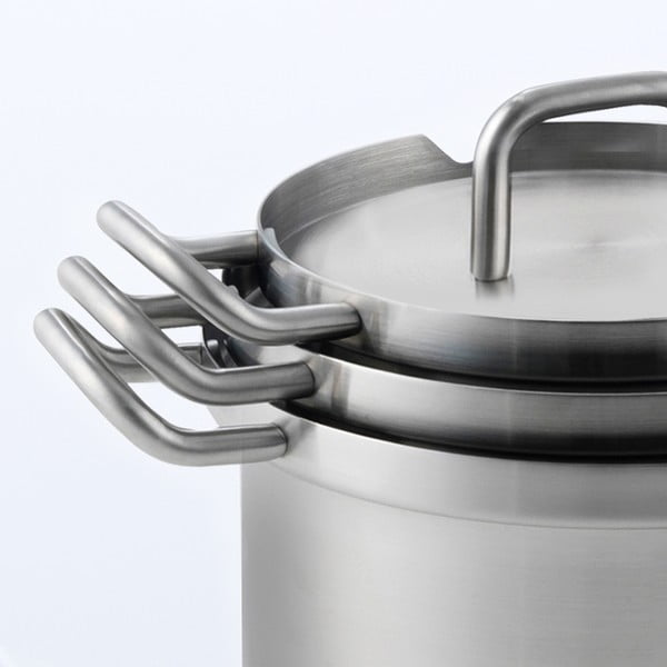 Nerezový hrnec BK Cookware Q-linair Master, 20 cm