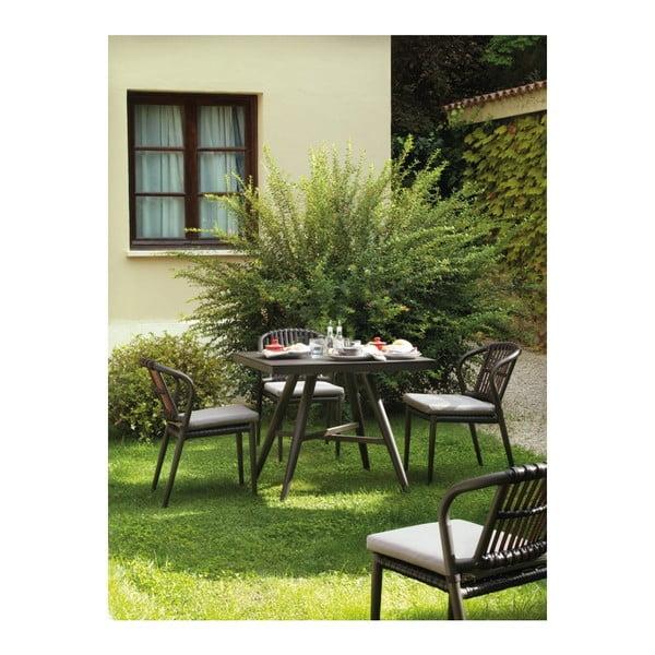 Zahradní jídelní stůl Geese Johnny, 90x90cm