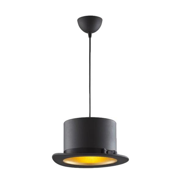 Závěsné svítidlo Hat Black/Gold