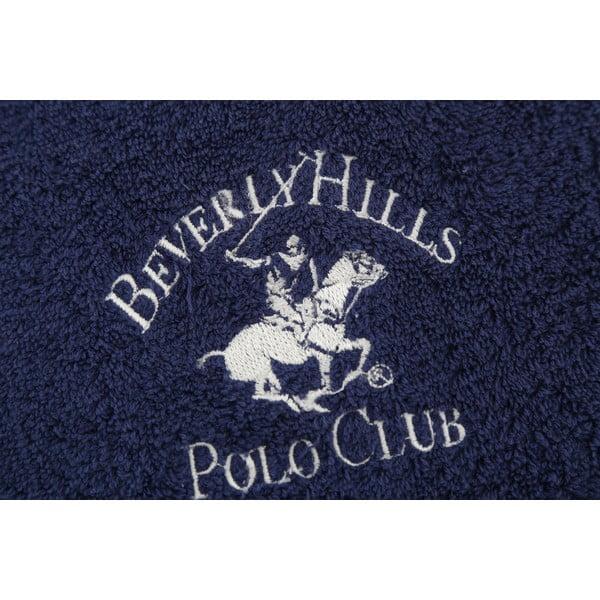 Bavlněný ručník BHPC 50x100 cm, tmavě modrý