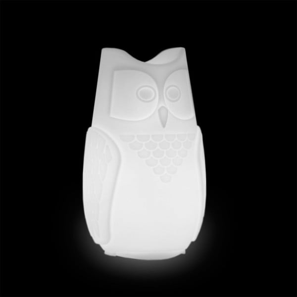 Lampa Bubo 44 cm, modrá