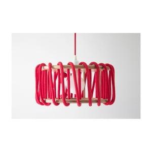 Lustră EMKO Macaron, 45 cm, roșu