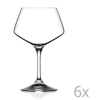 Set 6 pahare pentru vin RCR Cristalleria Italiana Grazia de la RCR Cristalleria Italiana