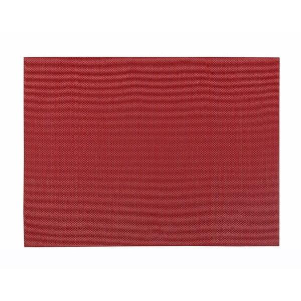 Červené prostírání Tiseco Home Studio, 45 x 33 cm