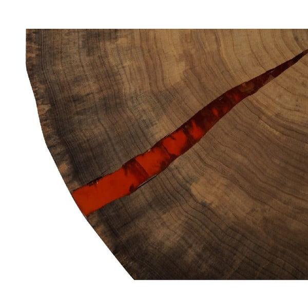 Odkládací stolek Trunk Red