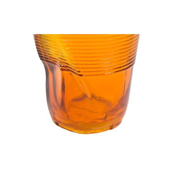 Sada 6 sklenic Kaleidos 360 ml, oranžová