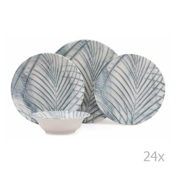 Transo 24 db-os porcelán étkészlet - Kutahya