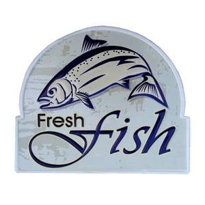 Nástěnná dekorace Novita Fresh Fish