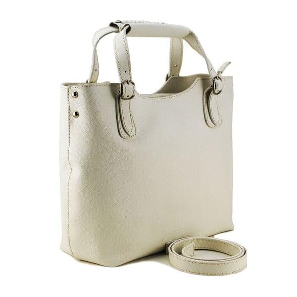 Kožená kabelka Chichi White