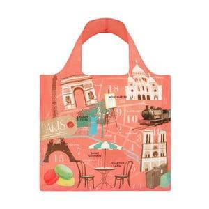 Skládací nákupní taška Paris