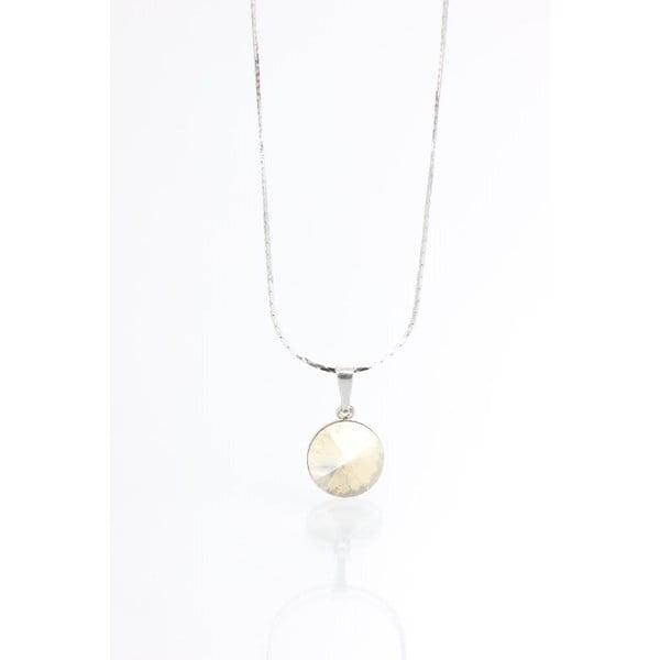 Náhrdelník se Swarovski krystaly Yasmine Golden