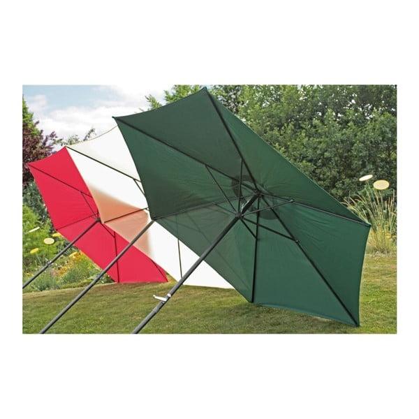 Šedý zahradní deštník ADDU Parasol, Ø 300 cm