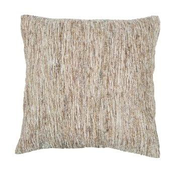 Față de pernă cu model Tiseco Home Studio Natural, 45x45cm, bej de la Tiseco Home Studio
