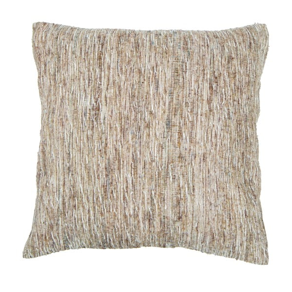 Față de pernă cu model Tiseco Home Studio Natural, 45 x 45 cm, bej