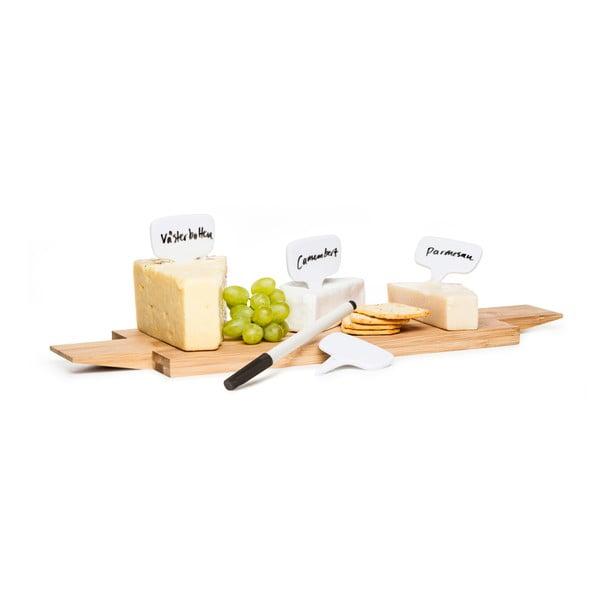 Porcelánové značky na sýry Sagaform