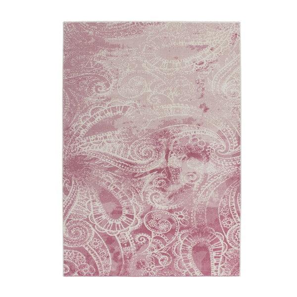 Koberec Fusion 160x230 cm, růžový