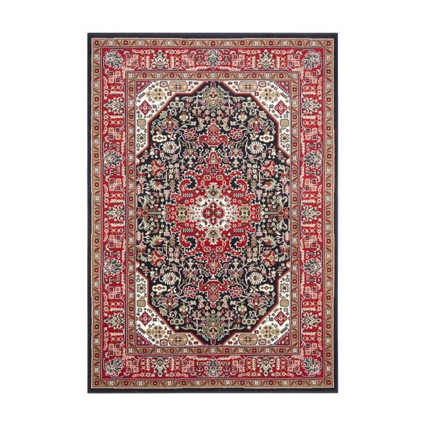Czerwono-niebieski dywan Nouristan Skazar Isfahan, 80x150 cm