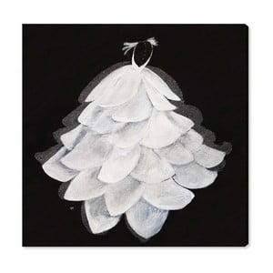 Obraz Oliver Gal Petals Dress, 40x40cm
