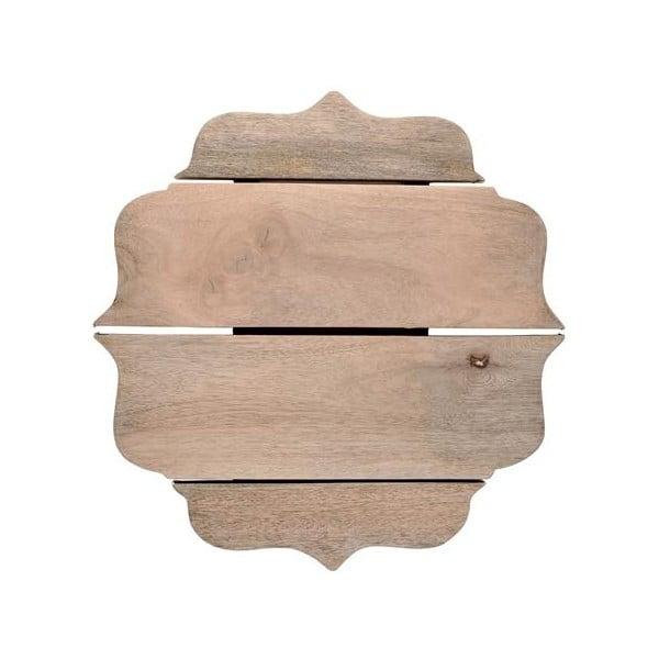 Dřevěné prkénko/podnos Vassolo, 40x40 cm