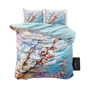 Povlečení z mikroperkálu Sleeptime Blossom,200x220cm