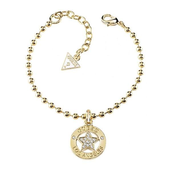 Náramek Guess 1589 Gold