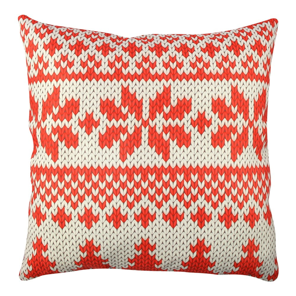 Polštář Christmas Knitting
