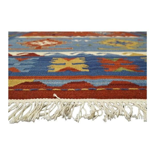 Ručně tkaný koberec Bakero Kilim Classic Mix, 125x185 cm