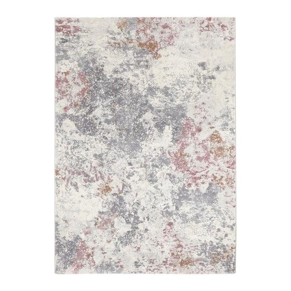 Světle modro-šedý koberec Elle Decor Arty Fontaine, 160 x 230 cm