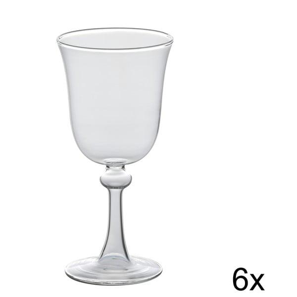 Sada 6 skleniček Calici Vino, 200 ml