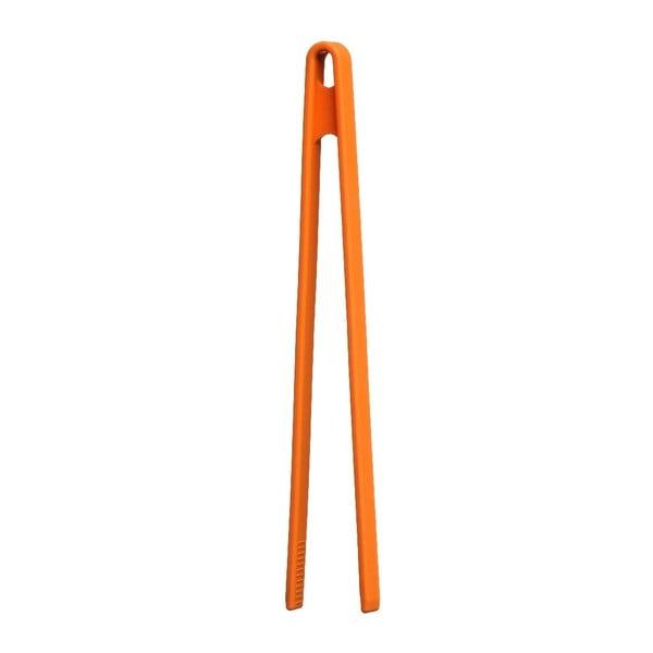 Clește din silicon Premier Housewares Zing, portocaliu