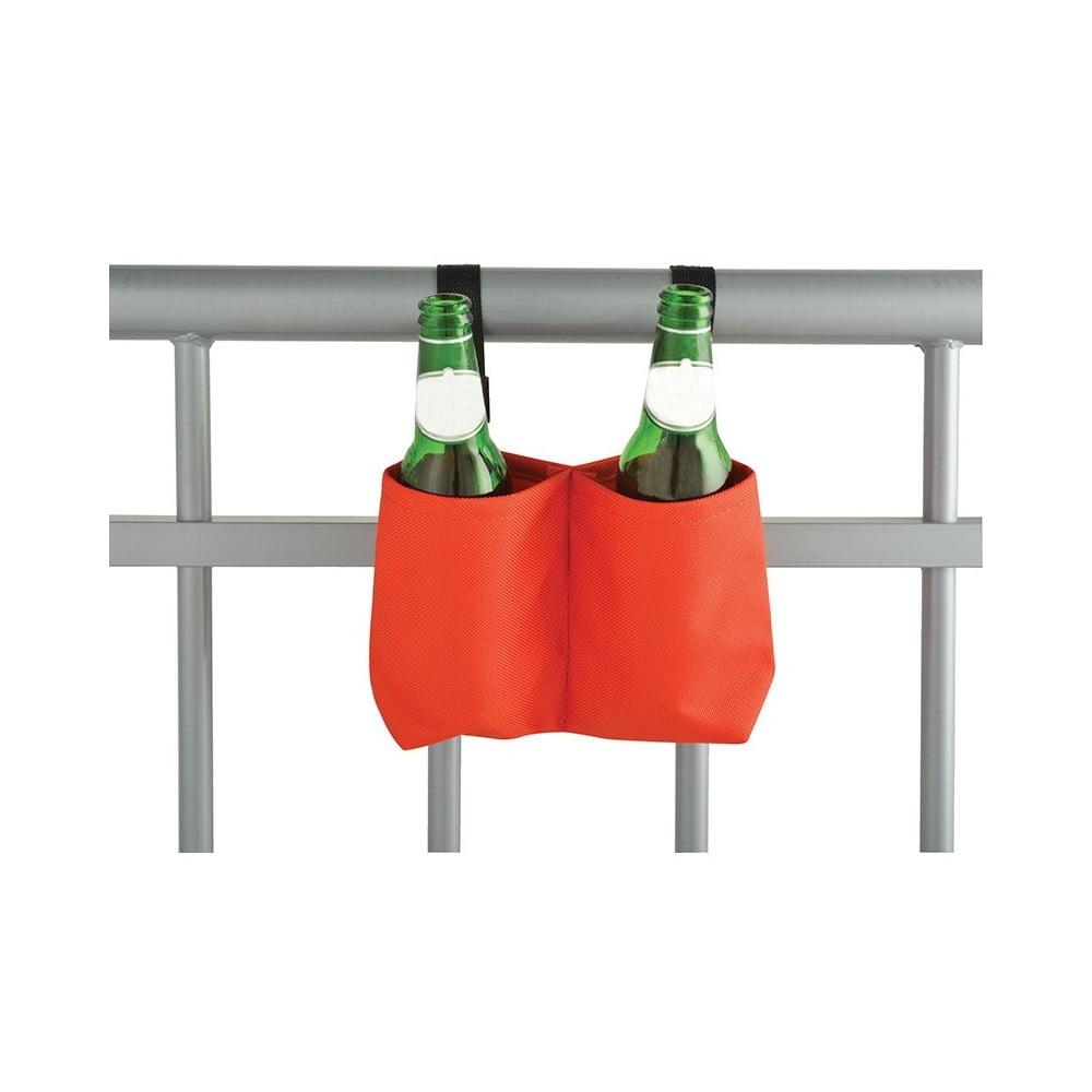 Závěsný držák na lahve na zábradlí Esschert Design Happy