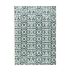 Covor Hanse Home Gloria Pattern, 80x150cm, albastru