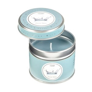 Lumânare parfumată în cutie Copenhagen Candles Ocean Spray, 32 ore