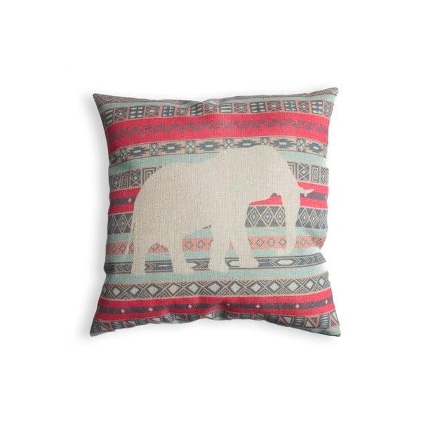 Dekorační polštářek Cosas de Casa Elephant