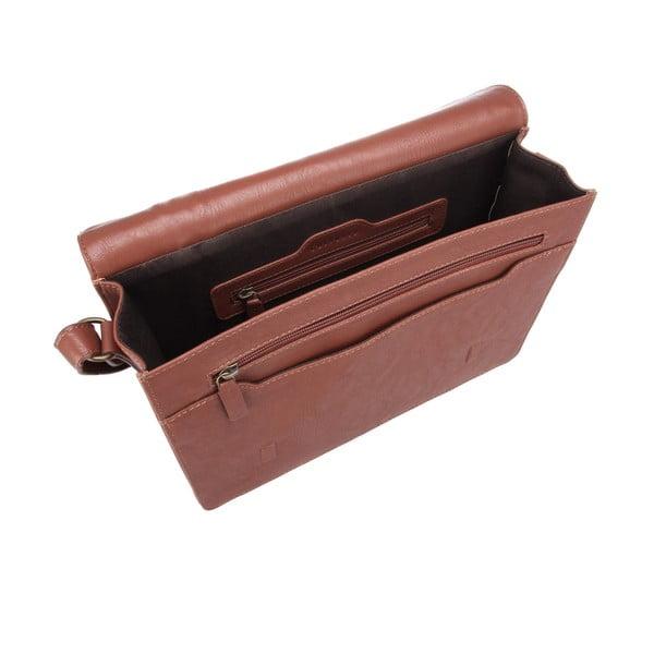 Pánská taška Messenger Rory Nut Brown