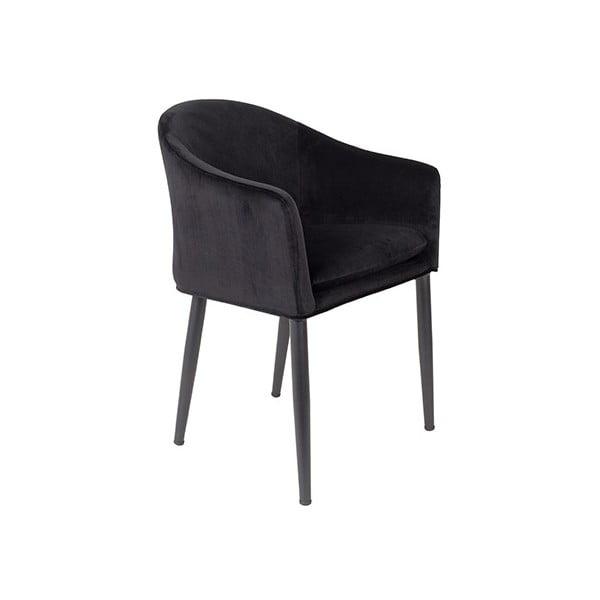 Catelyn fekete szék - White Label