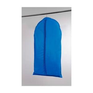 Modrý závěsný obal na šaty Compactor Garment Marine, délka100cm