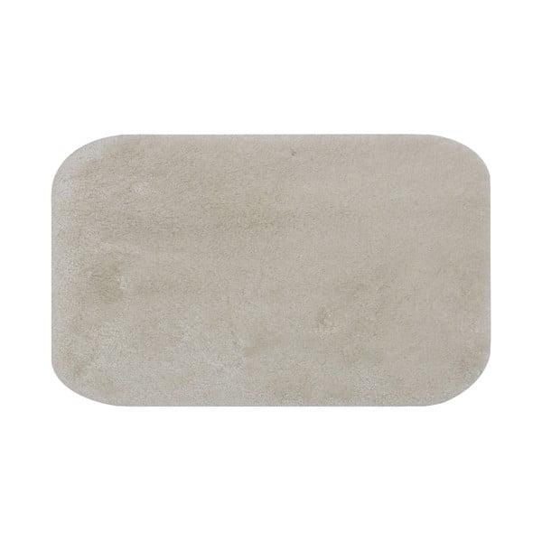 Krémová predložka do kúpeľne Confetti Bathmats Miami, 100×160cm