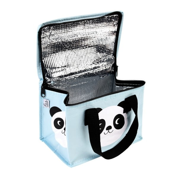 Modrá velká taška Rex London Miko the Panda
